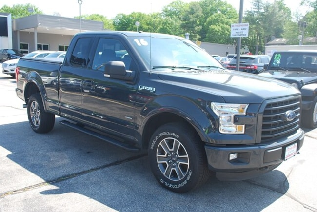 2016 Ford F-150 XLT 4WD Truck