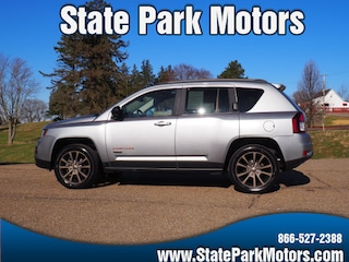 Used cars, trucks, and SUVs 2016 Jeep Compass 4X4 Sport 75th Anniversary SUV 708930 for sale near you in Wintersville, OH