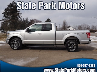 Used cars, trucks, and SUVs 2016 Ford F-150 4X4 Super Cab XLT Sport B95811 for sale near you in Wintersville, OH