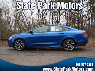 Used cars, trucks, and SUVs 2015 Chrysler 200 AWD S Sedan 556874 for sale near you in Wintersville, OH