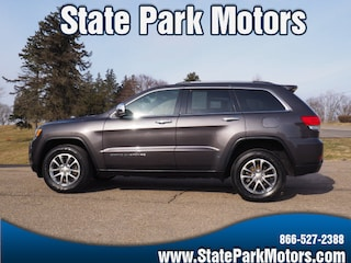 Used cars, trucks, and SUVs 2015 Jeep Grand Cherokee 4X4 Limited SUV 890176 for sale near you in Wintersville, OH