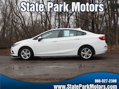 All used cars, trucks, and SUVs 2017 Chevrolet Cruze LT Auto Sedan for sale near you in Wintersville, OH