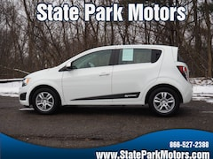 All used cars, trucks, and SUVs 2015 Chevrolet Sonic LT Auto Hatchback for sale near you in Wintersville, OH