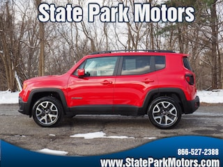 Used cars, trucks, and SUVs 2017 Jeep Renegade 4X4 Latitude SUV F32957 for sale near you in Wintersville, OH