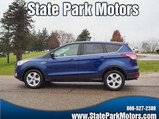 Used cars, trucks, and SUVs 2016 Ford Escape 4X4 SE SUV B92424 for sale near you in Wintersville, OH