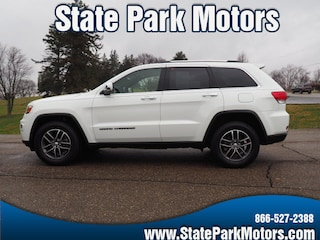 Used cars, trucks, and SUVs 2017 Jeep Grand Cherokee 4X4 Limited SUV 799999 for sale near you in Wintersville, OH