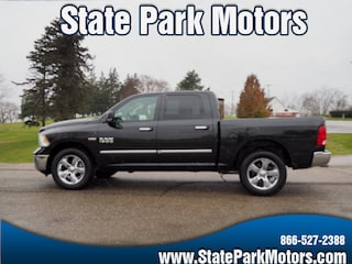 Used cars, trucks, and SUVs 2016 Ram 1500 4X4 Crew Cab Big Horn 4x4 Big Horn  Crew Cab 5.5 ft. SB Pickup 407700 for sale near you in Wintersville, OH