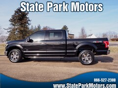 All used cars, trucks, and SUVs 2016 Ford F-150 4X4 Supercrew XLT Truck SuperCrew Cab for sale near you in Wintersville, OH