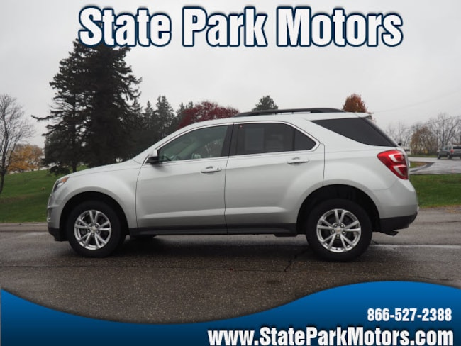 Used 2017 Chevrolet Equinox AWD LT SUV in Wintersville, OH