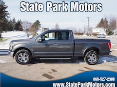 All used cars, trucks, and SUVs 2016 Ford F-150 Lariat 4X4 for sale near you in Wintersville, OH
