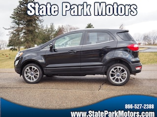 Used cars, trucks, and SUVs 2018 Ford EcoSport 4X4 Titanium SUV 202419 for sale near you in Wintersville, OH