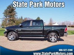 All used cars, trucks, and SUVs 2017 Ram 1500 4X4 Crew Cab Laramie 4x4 Laramie  Crew Cab 5.5 ft. SB Pickup for sale near you in Wintersville, OH