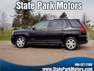 Used cars, trucks, and SUVs 2016 GMC Terrain AWD SLT SUV 326033 for sale near you in Wintersville, OH