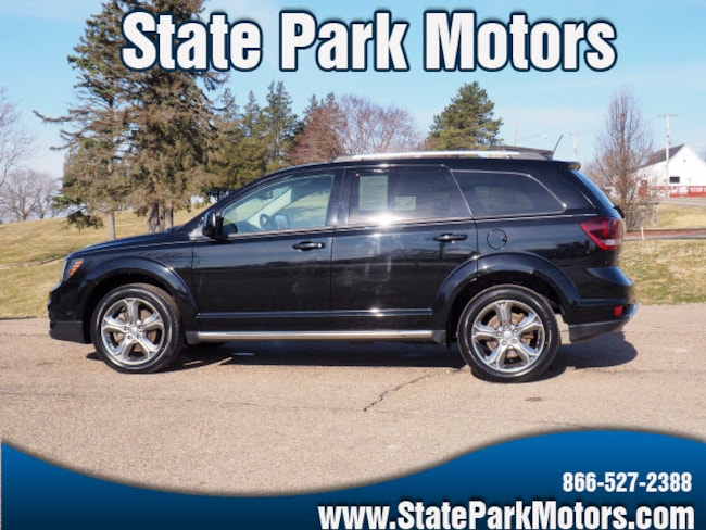 Used 2016 Dodge Journey AWD Crossroad SUV in Wintersville, OH