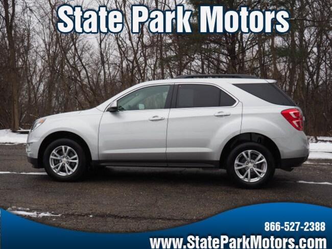 Used 2016 Chevrolet Equinox AWD LT SUV in Wintersville, OH