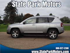All used cars, trucks, and SUVs 2016 Jeep Compass 4X4 High Altitude SUV for sale near you in Wintersville, OH