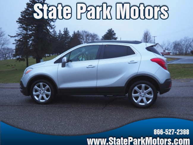 Used 2015 Buick Encore AWD Convenience SUV in Wintersville, OH