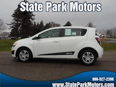 All used cars, trucks, and SUVs 2016 Chevrolet Sonic LT Auto Hatchback for sale near you in Wintersville, OH