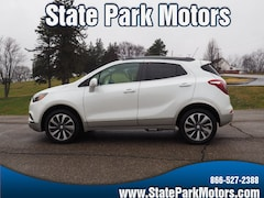 All used cars, trucks, and SUVs 2017 Buick Encore AWD Preferred II SUV for sale near you in Wintersville, OH