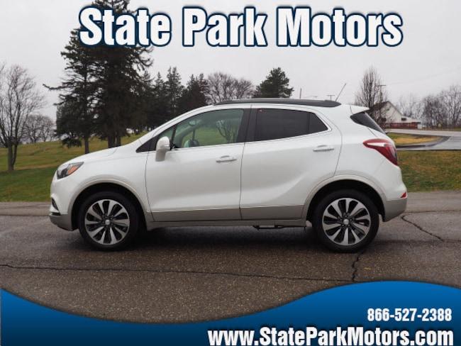 Used 2017 Buick Encore AWD Preferred II SUV in Wintersville, OH