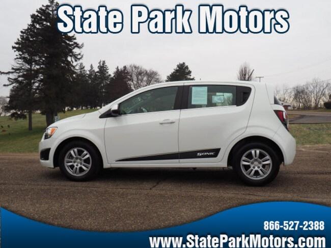 2015 Chevrolet Sonic LT Auto Hatchback