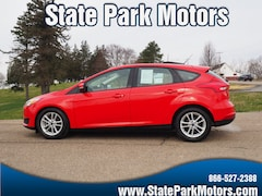 Bargain used vehicles 2017 Ford Focus SE Hatchback for sale near you in Wintersville, OH
