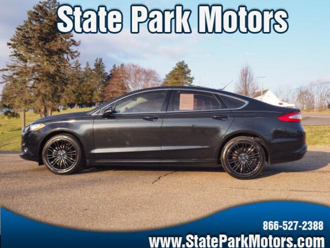 Used 2014 Ford Fusion SE Sedan in Wintersville, OH