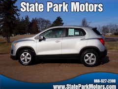 All used cars, trucks, and SUVs 2015 Chevrolet Trax AWD LS SUV for sale near you in Wintersville, OH