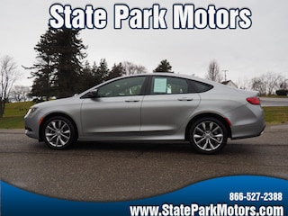 Used cars, trucks, and SUVs 2016 Chrysler 200 S Sedan 138381 for sale near you in Wintersville, OH