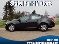 Bargain used vehicles 2015 Chevrolet Cruze LS Auto Sedan for sale near you in Wintersville, OH