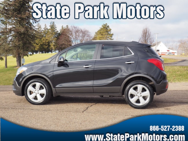 Used 2016 Buick Encore AWD SUV in Wintersville, OH
