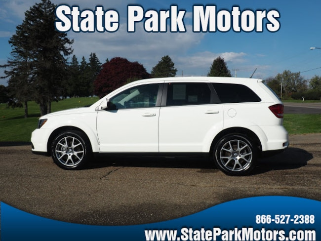 Used 2016 Dodge Journey AWD R/T SUV in Wintersville, OH