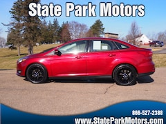 Bargain used vehicles 2016 Ford Focus SE Sedan for sale near you in Wintersville, OH