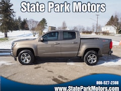 All used cars, trucks, and SUVs 2016 Chevrolet Colorado Z71 4X4 Truck Crew Cab for sale near you in Wintersville, OH