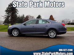 Bargain used vehicles 2015 Chevrolet Malibu LT Sedan for sale near you in Wintersville, OH