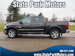 All used cars, trucks, and SUVs 2017 Ram 1500 4X4 Crew Cab Big Horn 4x4 Big Horn  Crew Cab 5.5 ft. SB Pickup for sale near you in Wintersville, OH
