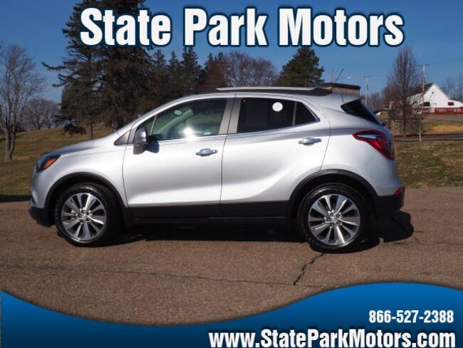 Used 2017 Buick Encore Preferred SUV in Wintersville, OH