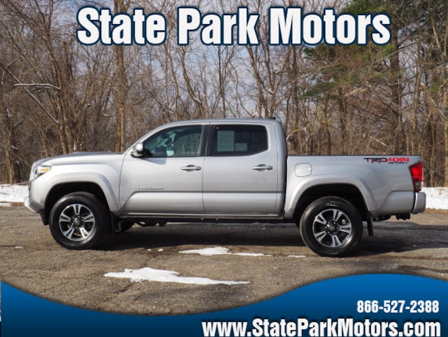 Used 2016 Toyota Tacoma 4X4 Double Cab V6 TRD Sport Truck Double Cab in Wintersville, OH