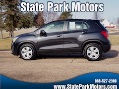 All used cars, trucks, and SUVs 2015 Chevrolet Trax LS SUV for sale near you in Wintersville, OH
