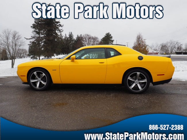 Used 2018 Dodge Challenger R/T Shaker Coupe in Wintersville, OH