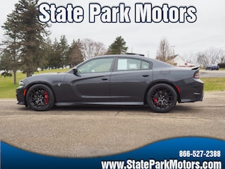 Used cars, trucks, and SUVs 2016 Dodge Charger SRT Hellcat Sedan 291372 for sale near you in Wintersville, OH