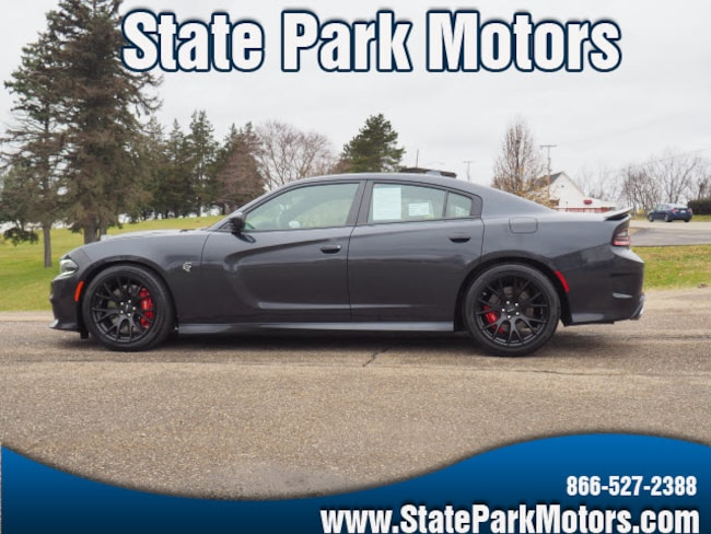 Used 2016 Dodge Charger SRT Hellcat Sedan in Wintersville, OH