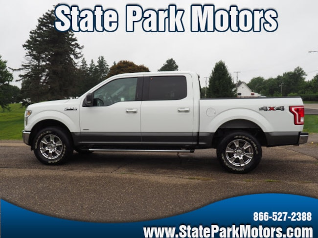 Used 2016 Ford F-150 4X4 Supercrew XLT Truck SuperCrew Cab in Wintersville, OH