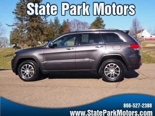 Used cars, trucks, and SUVs 2015 Jeep Grand Cherokee 4X4 Limited SUV 191624 for sale near you in Wintersville, OH