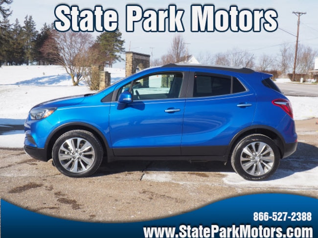 Used 2017 Buick Encore Preferred AWD SUV in Wintersville, OH