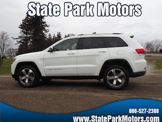 Used cars, trucks, and SUVs 2015 Jeep Grand Cherokee 4X4 Limited SUV 925255 for sale near you in Wintersville, OH
