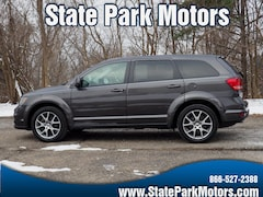 All used cars, trucks, and SUVs 2016 Dodge Journey AWD R/T SUV for sale near you in Wintersville, OH