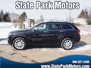 2017 Jeep Grand Cherokee Limited 4X4