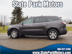 All used cars, trucks, and SUVs 2016 Chevrolet Traverse AWD LT SUV for sale near you in Wintersville, OH
