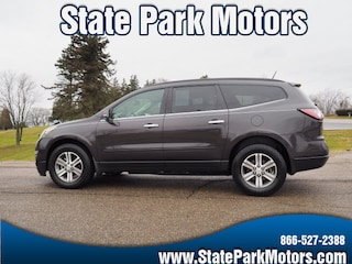 Used SUVs 2016 Chevrolet Traverse AWD LT SUV for sale near you in Wintersville, OH
